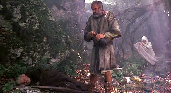 Sean Connery as Robin Hood