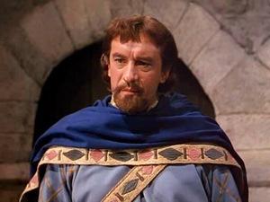 George Sanders as De Bois-Guilbert