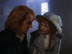 A Christmas Carol (1984) - Scrooge and Fran