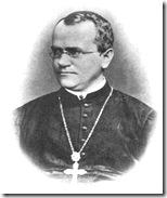 Gregor Mendel, monge, botânico e meteorologista austríaco.