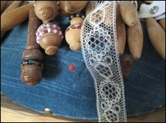 Hallberg Lace Detail