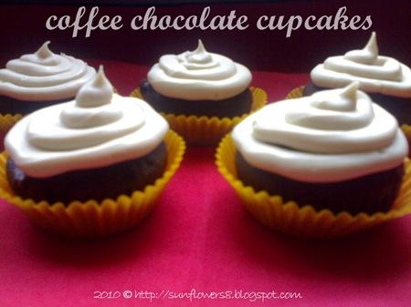 Cupcakes coffee cioccolato Cop