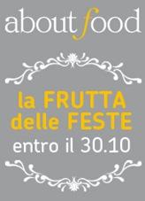 banner frutta delle feste