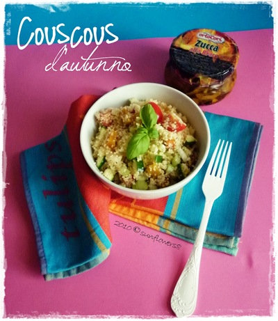 Couscous d'autunno
