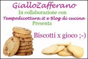 banner biscotti GZ e Blog di cucina
