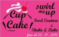 banner cupcake