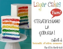 banner Layer Cakes Contest