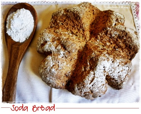 Soda bread 1