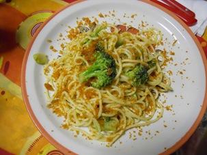 spaghetti saltati broccoli e bottarga 15 chiara