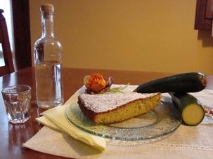 torta dolce di zucchine foto 15 cristina