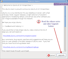 Read the release notes for Ubuntu 8.10