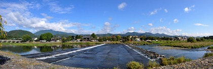New panorama 8