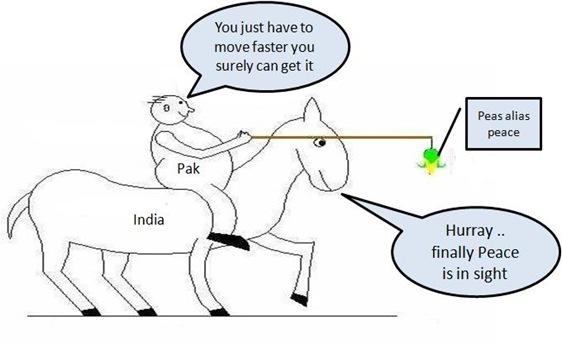 India Pak Peas effort
