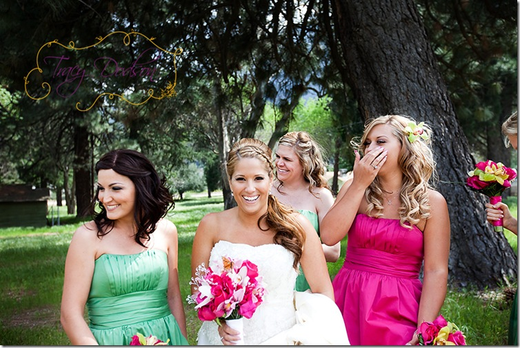 M& D Bridesmaids   052j rep