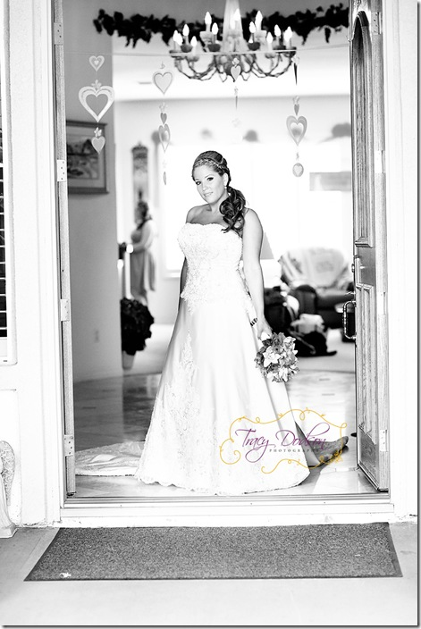 M&D Bride   005j bw