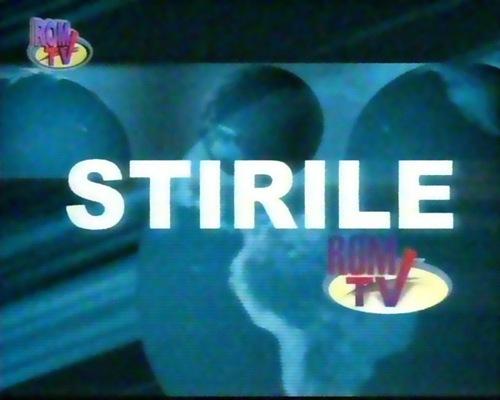 Stirile RomTV
