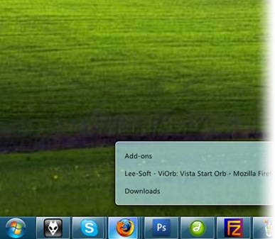 Download ViGlance: Windows 7 SuperBar for XP