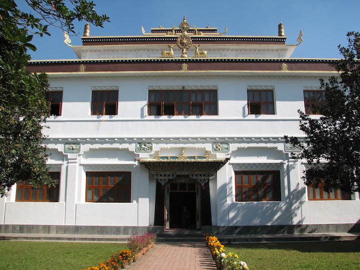 אוניברסיטה בודהיסטית בנפאל