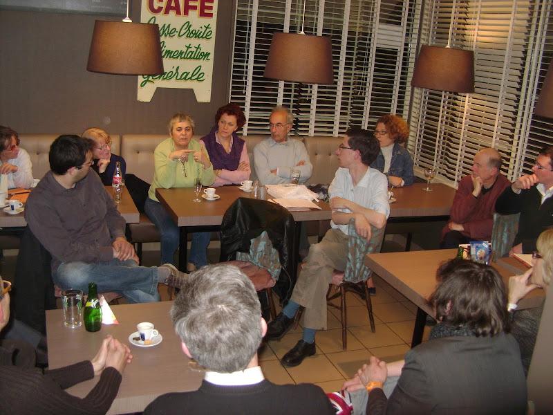 Café démocrate Transport agglomération caennaise