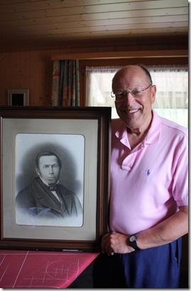 Day 5 Niederstocken photo of Abraham