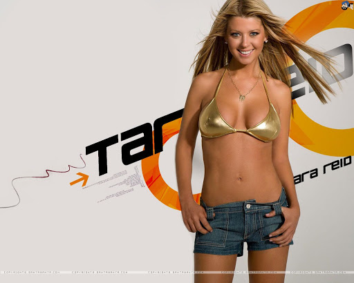Sexy Tara Reid Cute Free Wallpaper