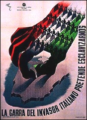 invasor italiano