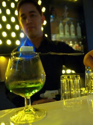 Chupitos Bar: Absinthe