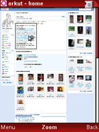 orkut full version on mobile opera mini