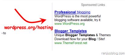 wordpress adwords ads