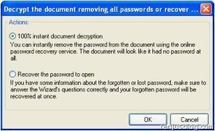 decrypt excel file or remove password