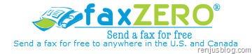 faxzero logo