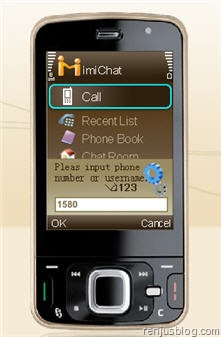 mobile video chat symbian