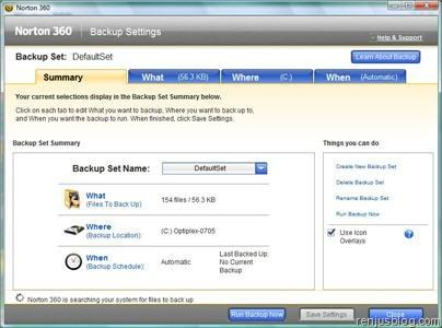 norton 360 3.0 software