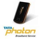 tata photon wifi share