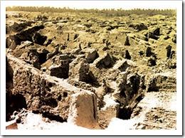 Antiguo sitio de Babilonia en 1932