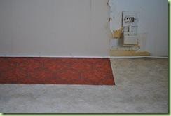 två mattor
