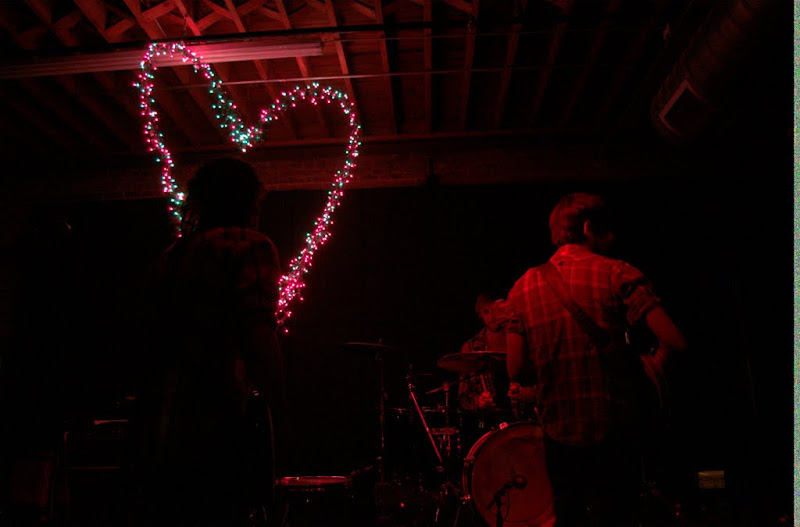 The Love Language and Twelve Thousand Armies at Motorco