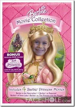 Noelia y el sueño de Barbie