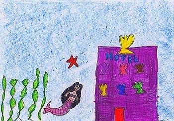 A serea e o príncipe, de Sofía Martínez