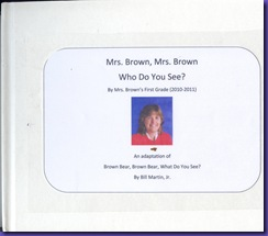 Mrs. Brown Book