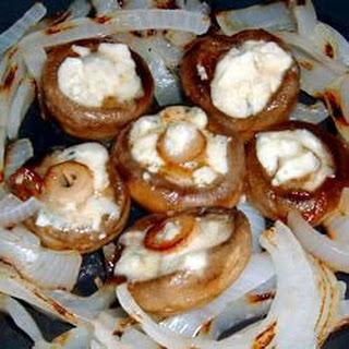 Gorgonzola Stuffed Mushrooms Recipes