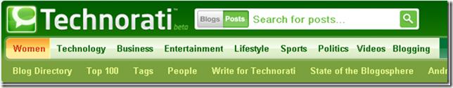technorati-main-page