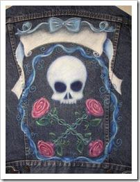 skull jacket step 3