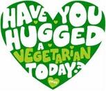 hug a veggie