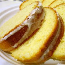 Country Pound Cake