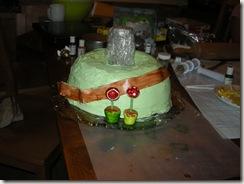 Liam's Mario Cake 009