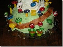 Liam's Mario Cake 014