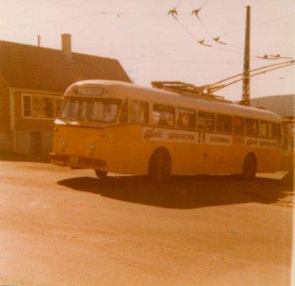 sputnik trolleybus