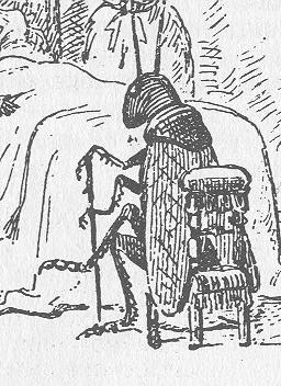 enrico mazzanti, il grillo parlante (pinocchio)