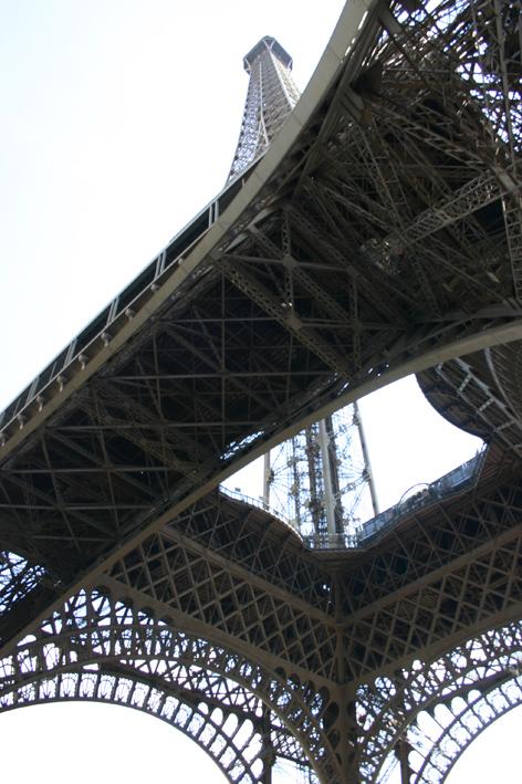 Gustave Eiffel, Eiffeltoren (2)